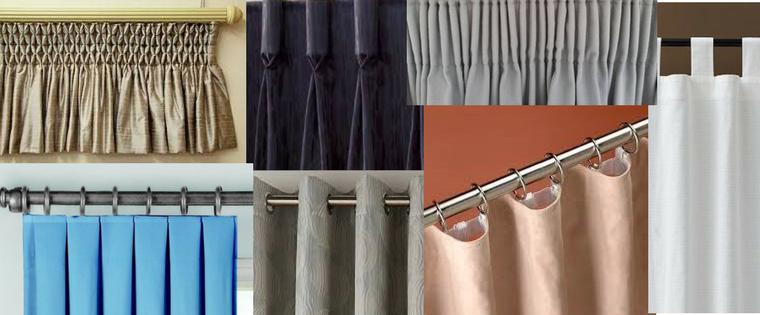 Understanding Curtain Headings